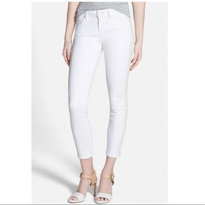 Verdugo White Ankle Jeans skinny 31